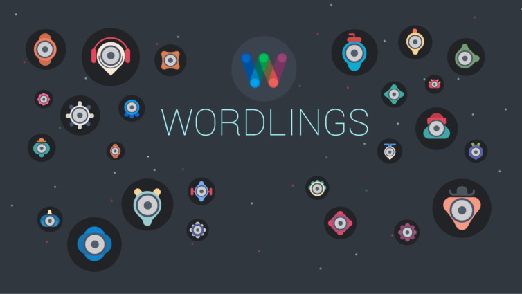 Wordlings Mobile Game
