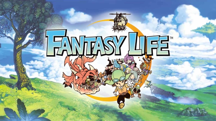 Fantasy Life Website